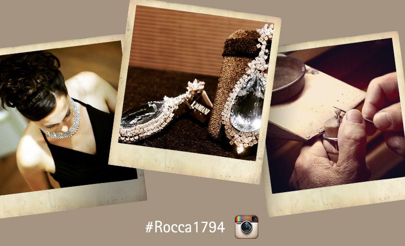 #Rocca1794 lands on Instagram: luxury and elegance simply told, through the evocative power of images