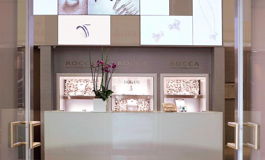 Rocca Boutiques' opening hours in December