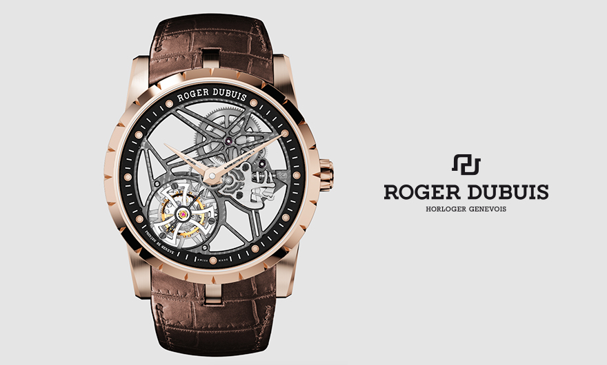 Rocca in partnership with Roger Dubuis