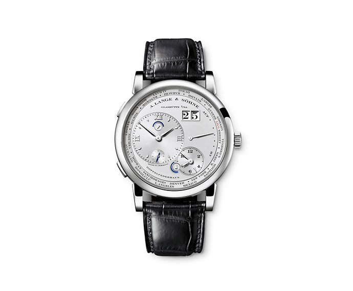 A. Lange & Söhne - Lange 1 Time Zone White Gold