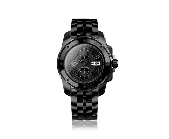 DOLCE&GABBANA - DG5 Black 44 mm