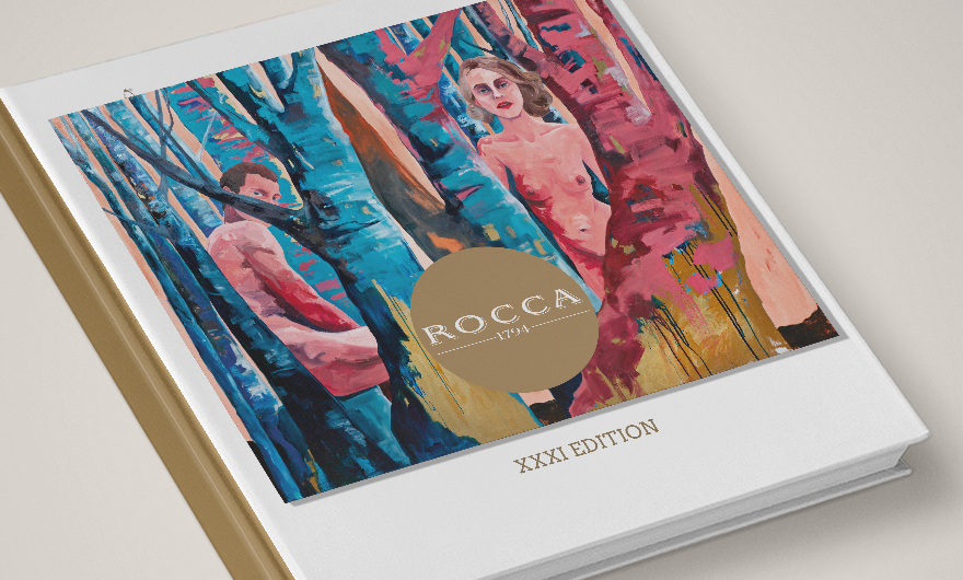 Rocca 1794 is online with the new luxury e-book
