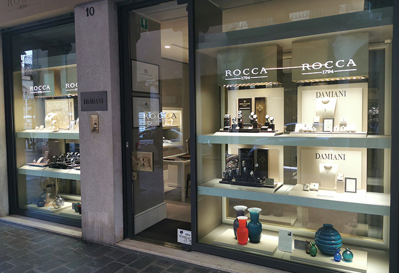 Mantua - Boutique Rocca 1794