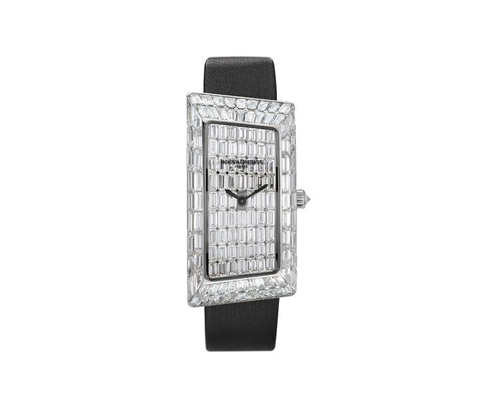 VACHERON CONSTANTIN - High Jewellery 1972