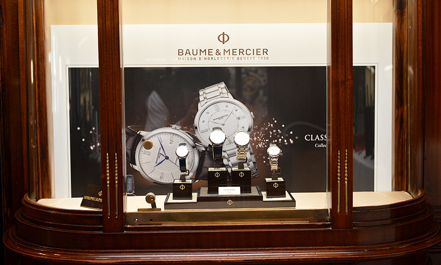Vele d'Epoca in Laguna: the Rocca and Baume&Mercier toast