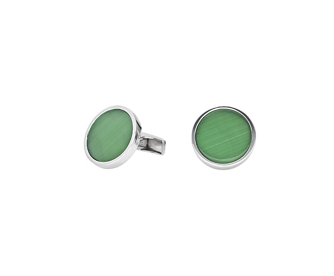 BLISS - Silver cufflinks