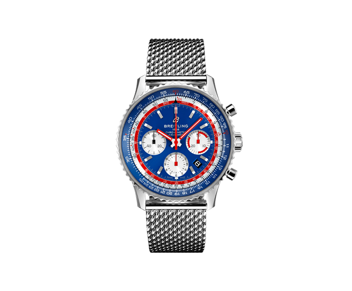 Breitling - Navitimer 1 B01 Chronograph 43 Airline Edition – Pan Am