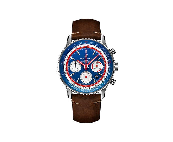 BREITLING - Navitimer 1 B01 Chronograph 43 Airline Edition - Pan Am