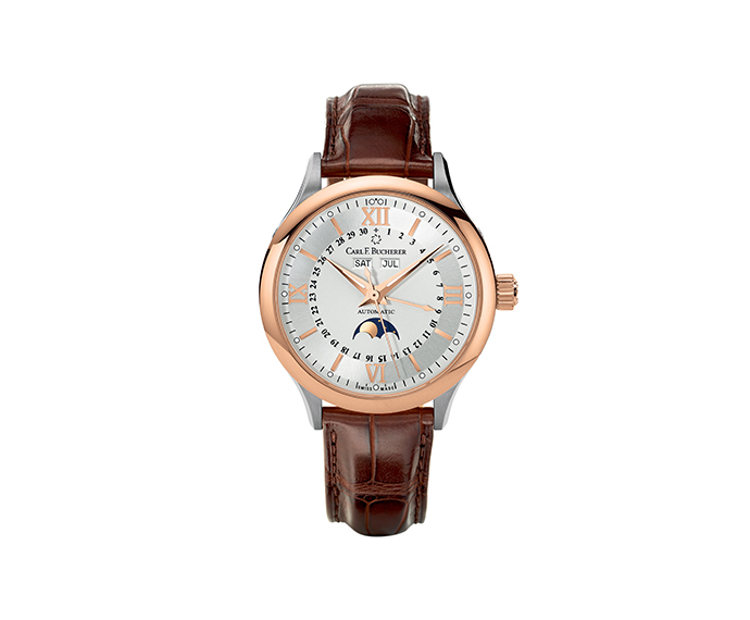 CARL F. BUCHERER - Manero MoonPhase