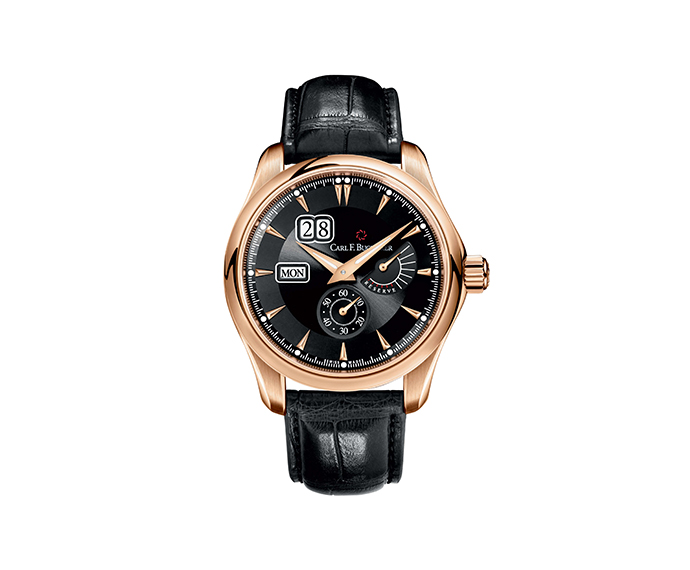 CARL F. BUCHERER - Manero Power reserve