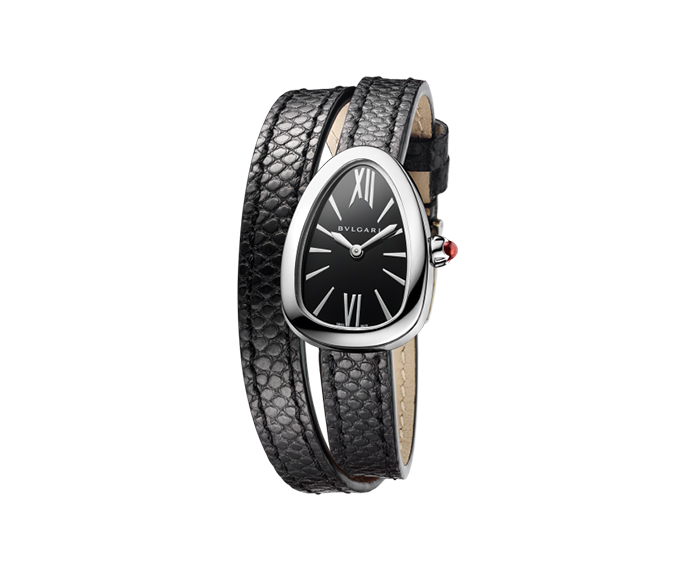 BULGARI - SERPENTI 27 mm steel