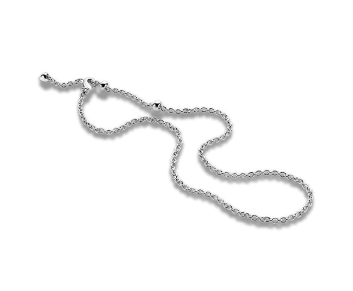 BULGARI - Necklace in white gold 18 K