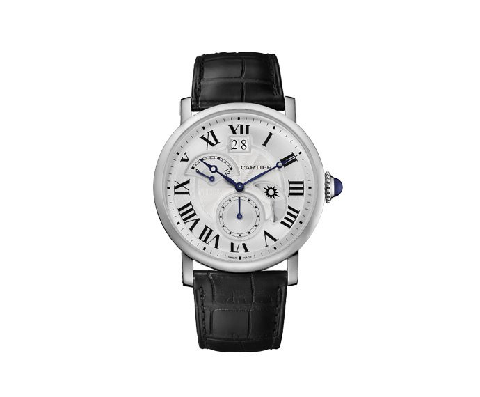 Cartier - Rotonde de Cartier Big Data, Second time zone, Retrogade, Day/Night