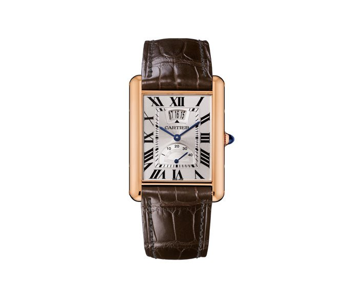 Cartier - Tank Louis Cartier Power Reserve