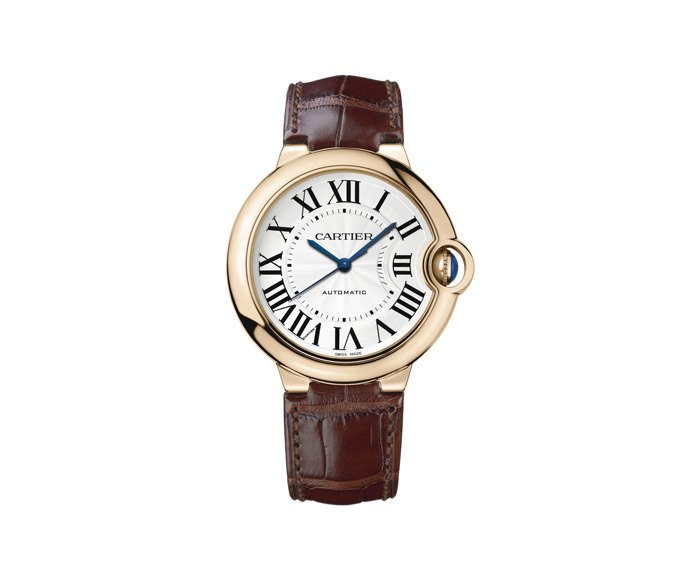 Cartier - Ballon Bleu de Cartier 36 mm, Oro rosa