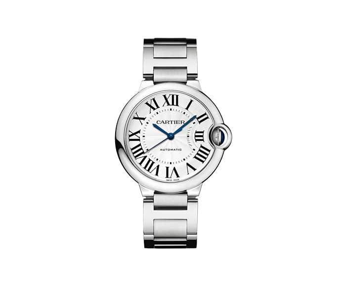CARTIER - Ballon Bleu de Cartier, 36 mm, Steel