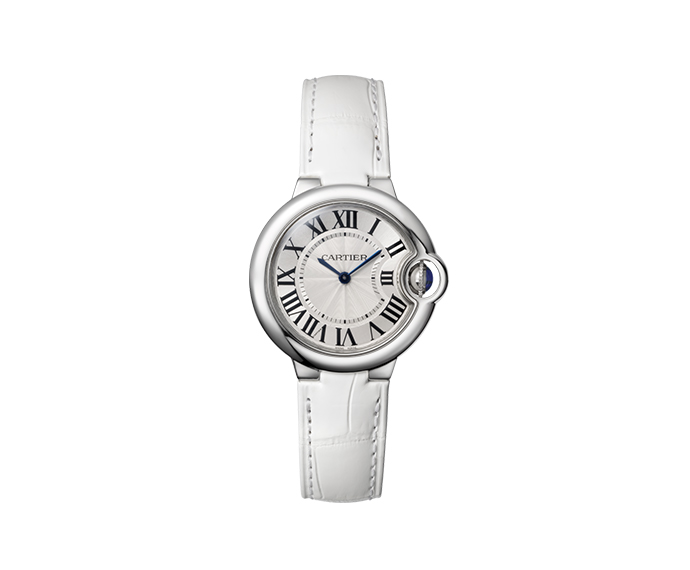 CARTIER - Ballon Bleu de Cartier, 33 mm, Steel