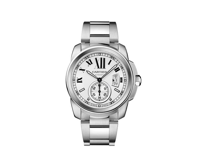 CARTIER - Calibre de Cartier Big Model, Steel
