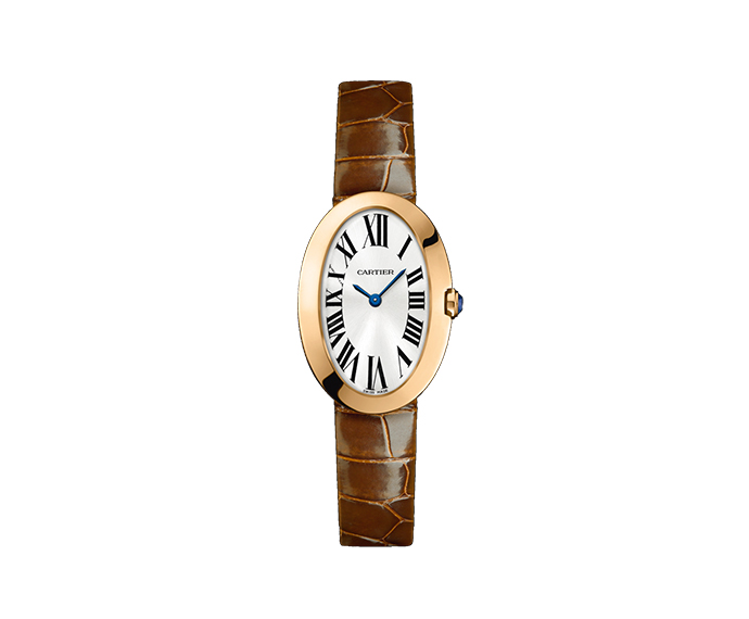 CARTIER - Baignoire, Small Model, Pink gold