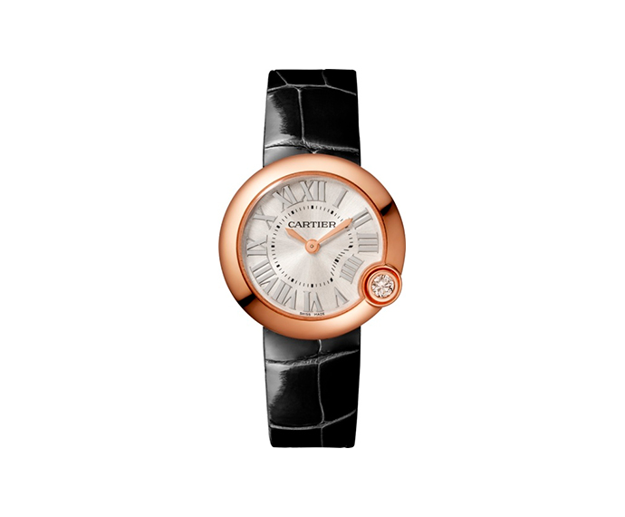 CARTIER - Ballon Blanc de Cartier, 30 mm, Pink gold