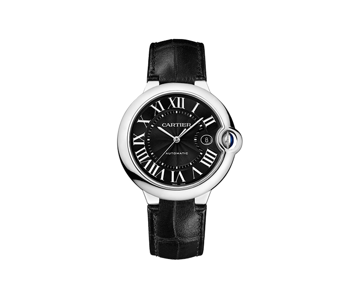 CARTIER - Ballon Bleu de Cartier, 42 mm, Steel