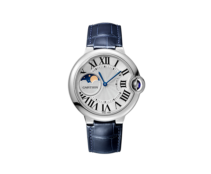 CARTIER - Ballon Bleu de Cartier, 37 mm, Steel