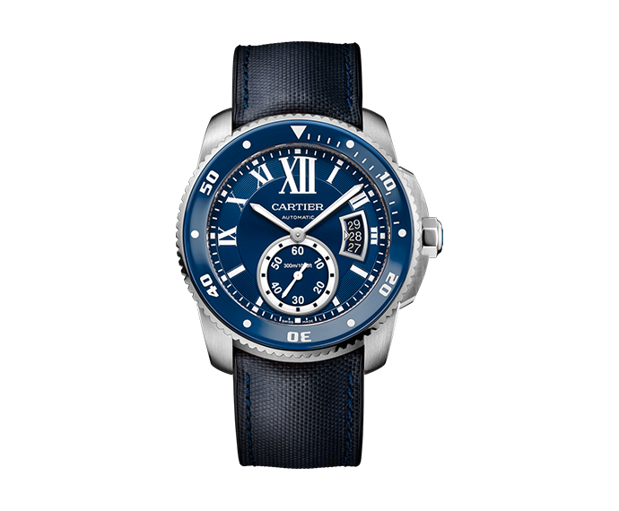 - Calibre de Cartier Diver, 42mm, Steel