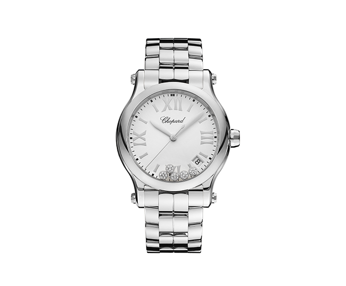 CHOPARD - Happy Sport 36 mm Quartz