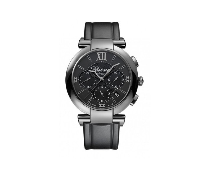 Chopard - Imperiale Chrono 40 mm, Steel, DLC Black