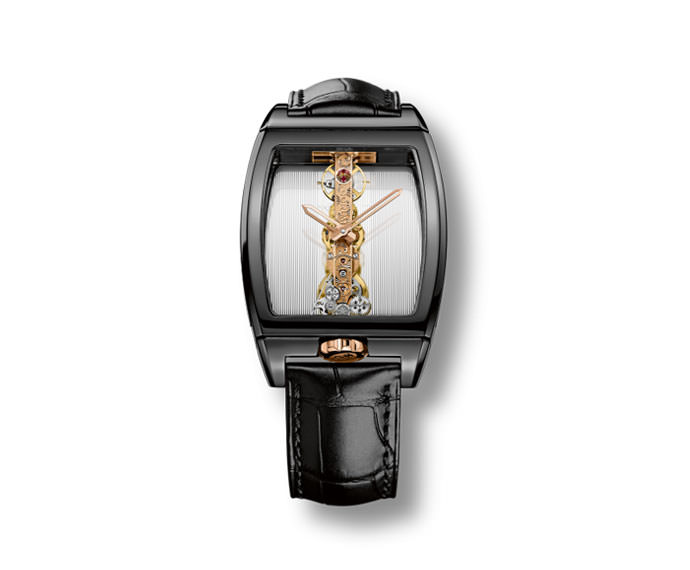 Corum - Golden Bridge Ceramic