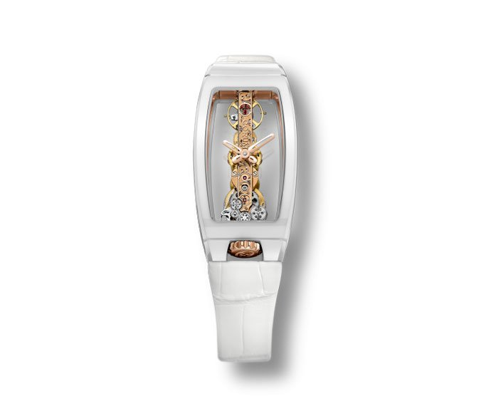 CORUM - Miss Golden Bridge Ceramic