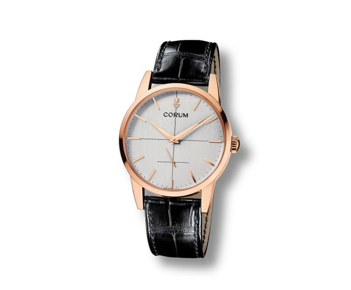 Corum - Artisans Heritage 1957 Rose Gold