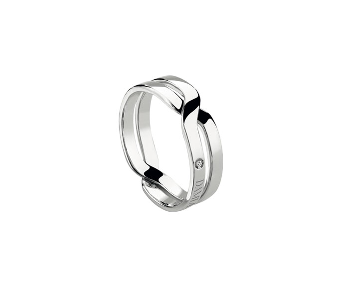 Damiani - White gold ring