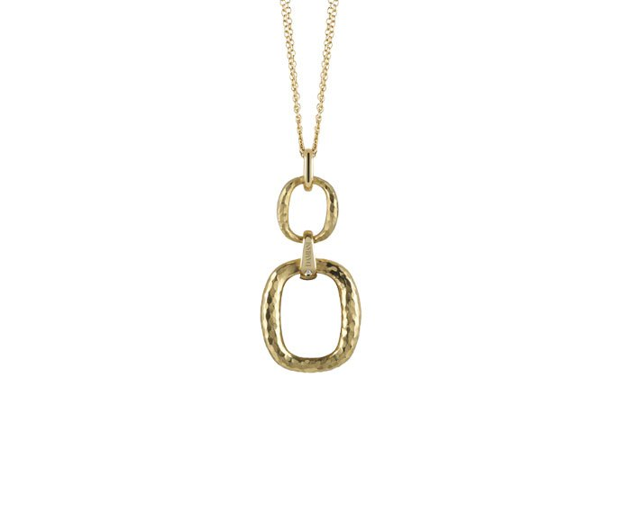 Damiani - Yellow gold necklace