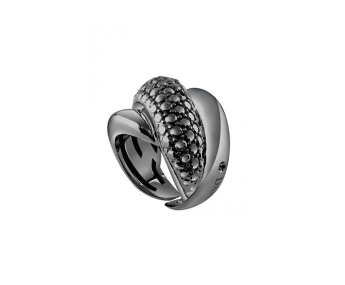 DAMIANI - Burnished gold ring