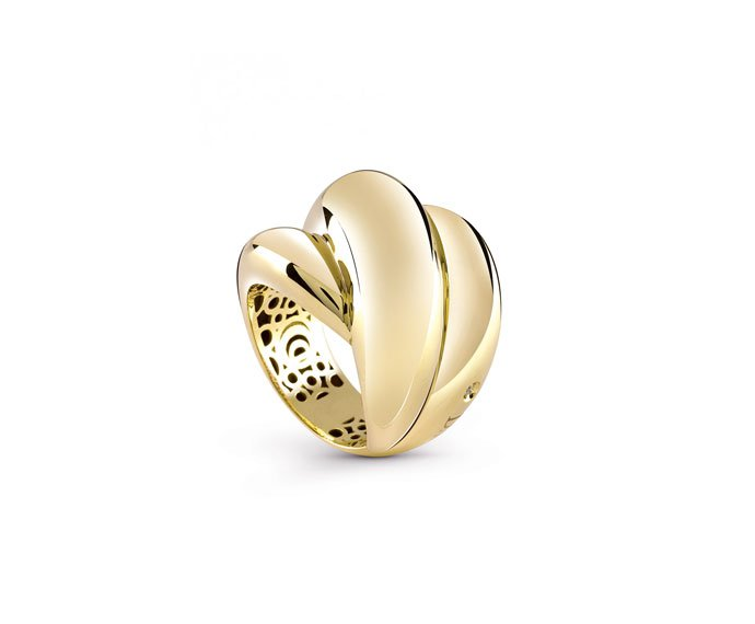 Damiani - Yellow gold ring