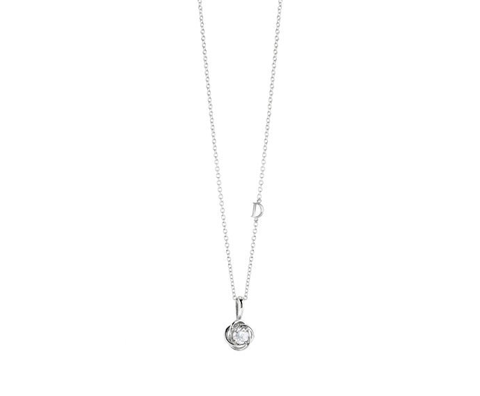 DAMIANI - White gold and diamonds collier
