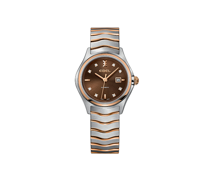 EBEL - EBEL Wave Lady Automatic Watch