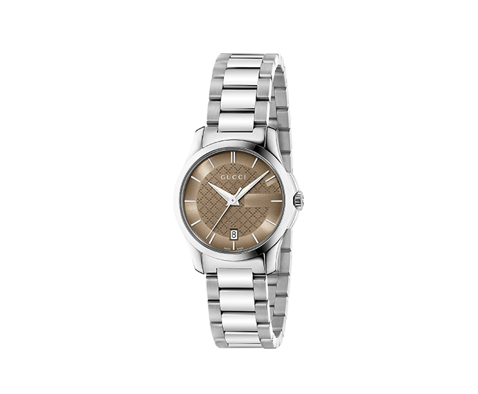 GUCCI - G-Timeless 27 mm Steel