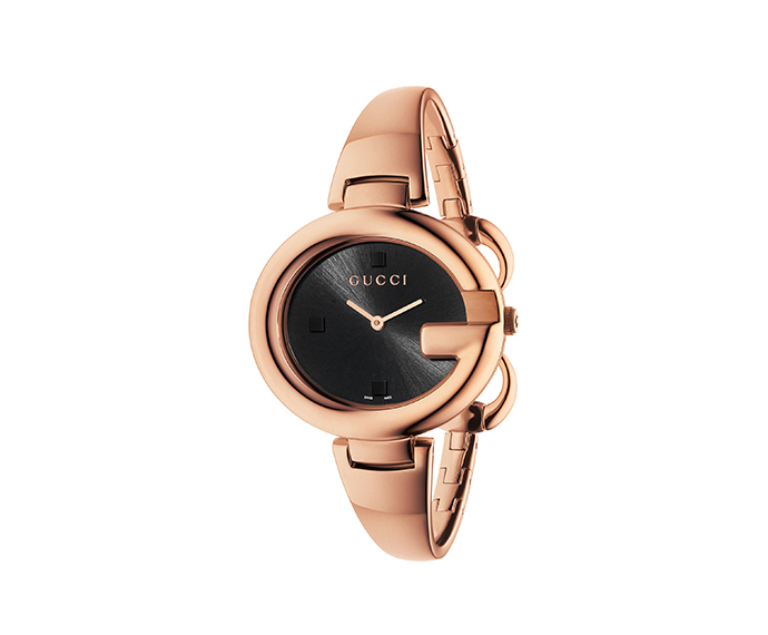 GUCCI - Guccissima 36 mm Pink gold
