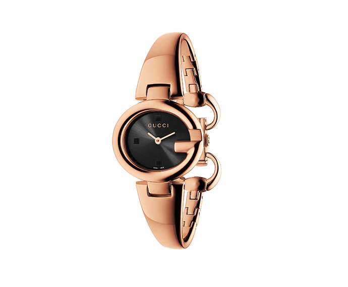 GUCCI - Guccissima 27 mm Pink gold