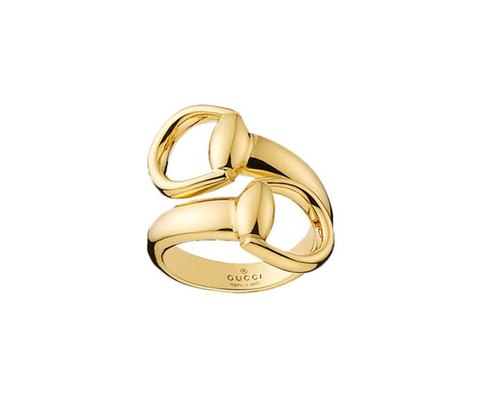 Gucci - Ring in yellow gold 18 K