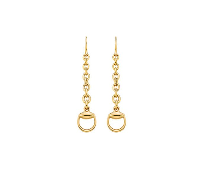 Gucci - Earrings in yellow gold 18 K