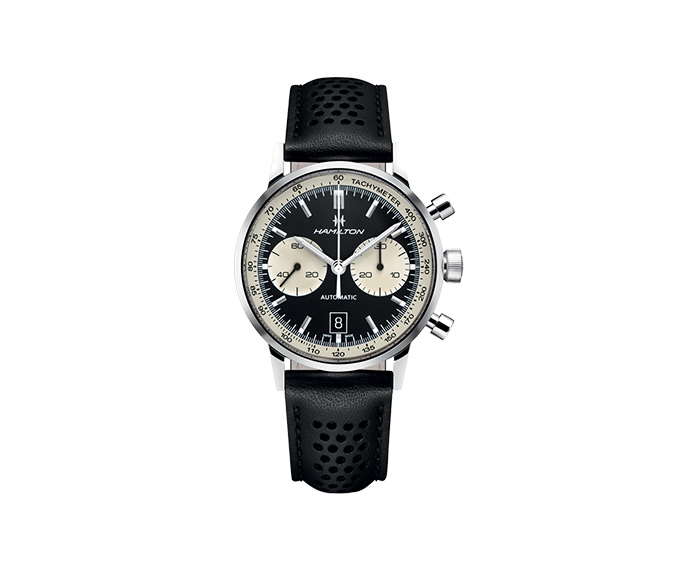 HAMILTON - Intra-Matic 68 Auto Chrono
