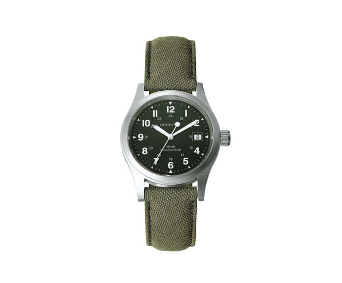 Hamilton - Officer Handwinding