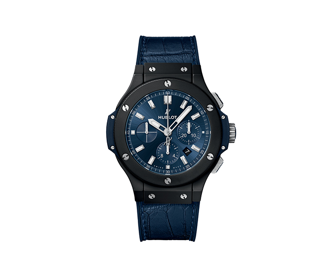 HUBLOT - Ceramic Blue