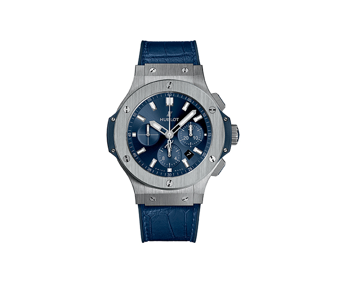 HUBLOT - Steel Blue 44 mm