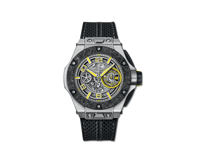 Hublot - Big Bang Scuderia Ferrari 90th Anniversary Platinum