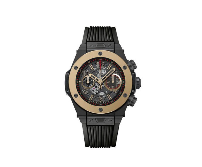 HUBLOT - Unico Magic Gold 45mm