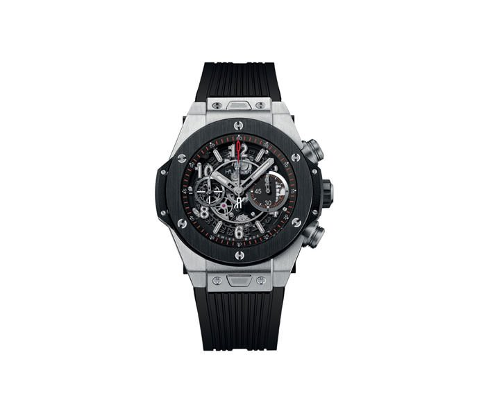 HUBLOT - Unico Titanium Ceramic 45mm
